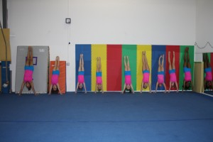gymnastics dance summer camps
