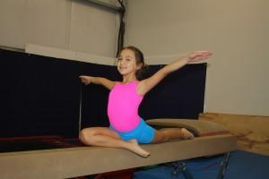 gymnastics dance