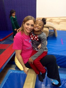 Gymnastics Cheer Tumbling