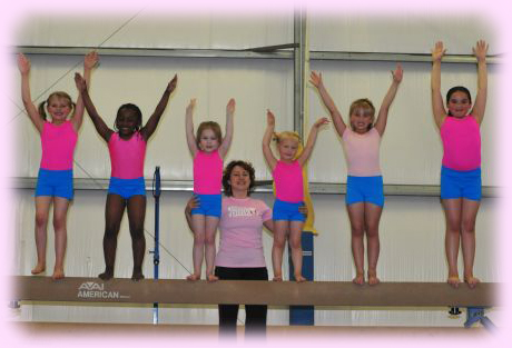 competitive-gymnast-program