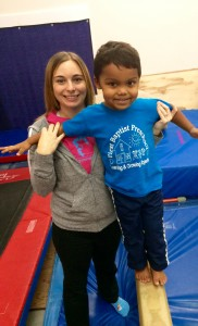 Gymnastics and Cheer Coach